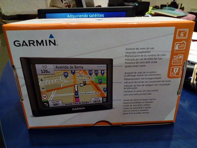 GPS GARMIN NUVI 65 LM - foto 5