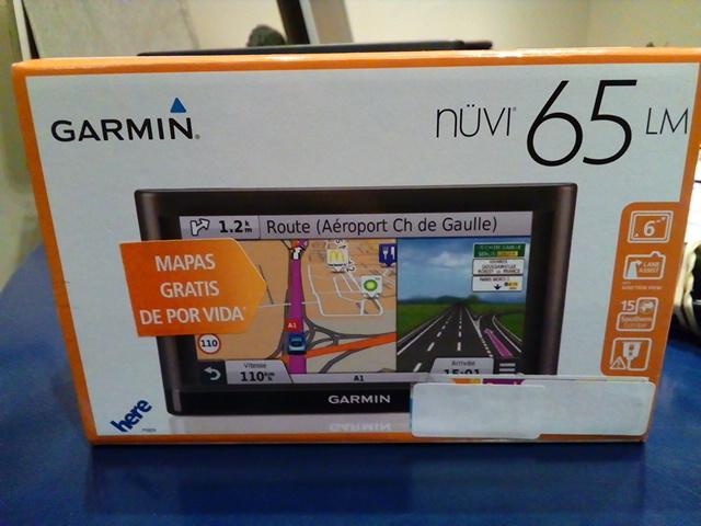 GPS GARMIN NUVI 65 LM - foto 6