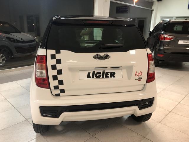 LIGIER - JS 50 CLUB WHITE - foto 3