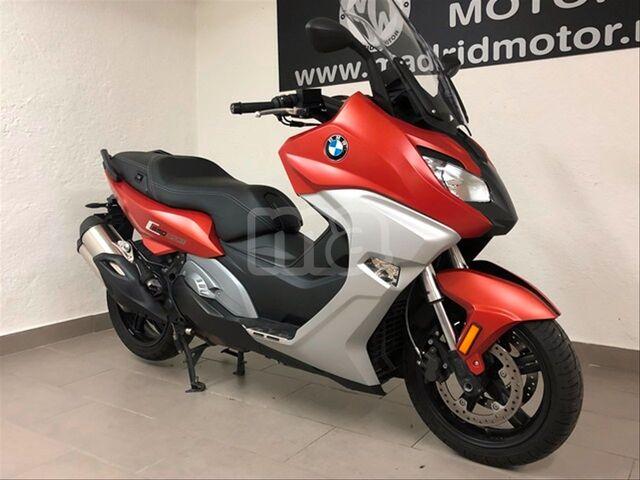 BMW - C 650 SPORT - foto 3