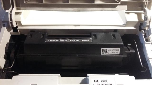 IMPRESORA HP LASERJET 2300N - foto 4