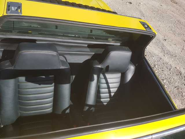 FIAT - X1 9 BERTONE1. 500 FIVE SPEED - foto 4