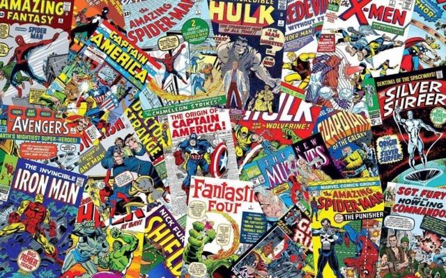Lotes De Comics
