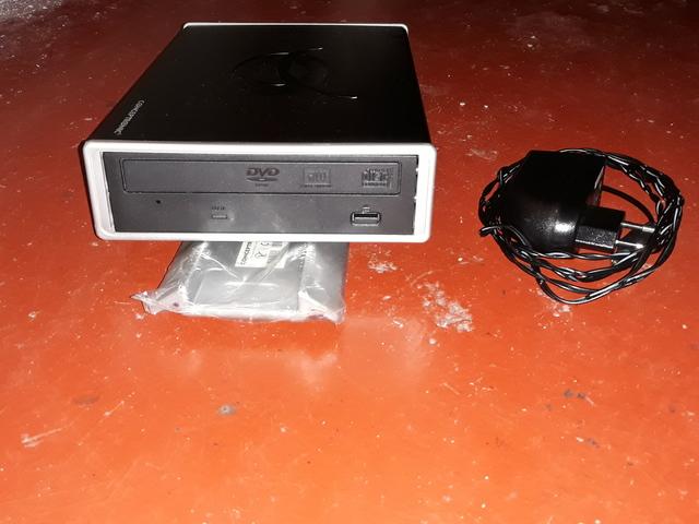 GRABADORA DVD  Y  CD - foto 1