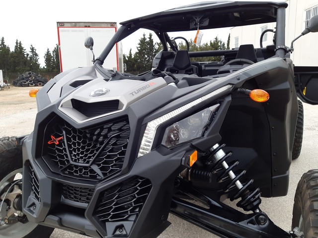 CAN AM X3 RS TURBO RR 2020 - foto 1