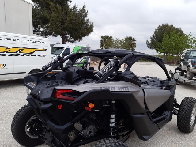 CAN AM X3 RS TURBO RR 2020 - foto 2