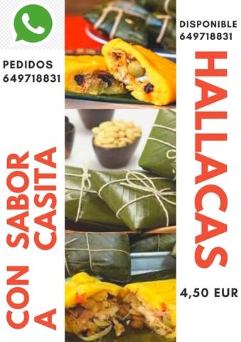 HALLACAS CON SABOR A CASITA - foto 1
