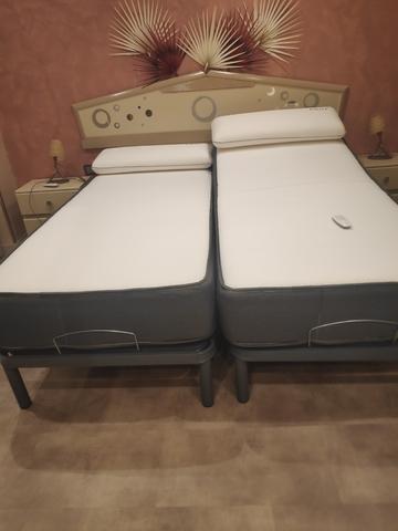 Juego sábanas cama 90cm de segunda mano por 18 € en Madrid