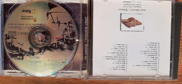 JOAN BIBILONI LOTE CDS - foto 3