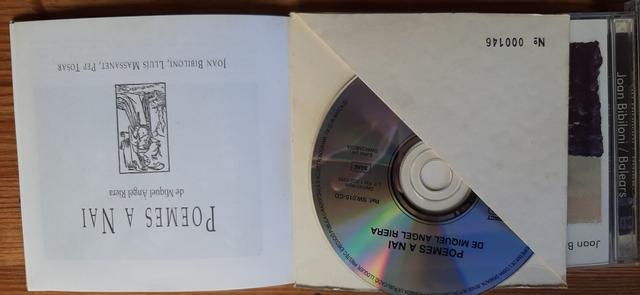 JOAN BIBILONI LOTE CDS - foto 4