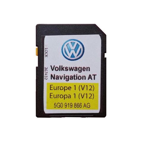 Navegador GPS V11 Europa West RNS 315 Software de navegaci/ón AZ Volkswagen 3AA051866AT