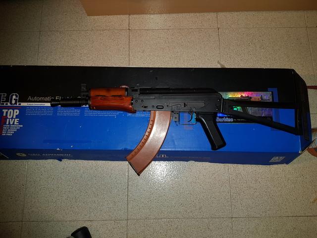 AK74U  GYG AIRSOFT - foto 3