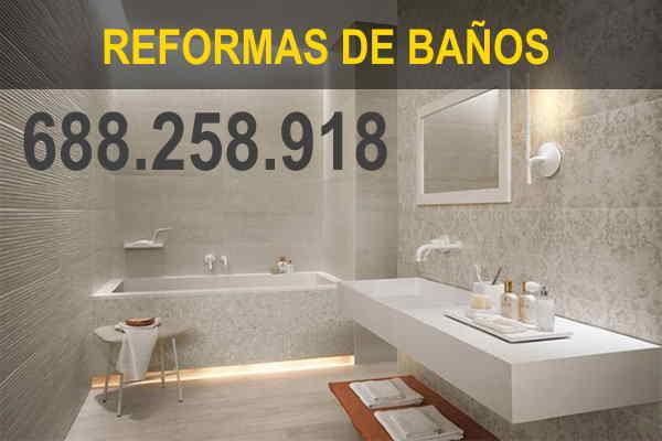 REFORMAS BAÑOS COCINAS LOCALES OFICINAS - foto 1