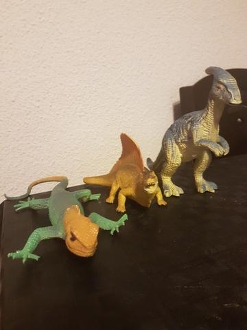 Dinosaurios Miniaturas