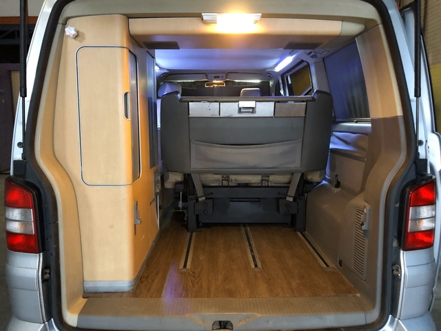 VW CALIFORNIA T5 2. 5 130CV - foto 7