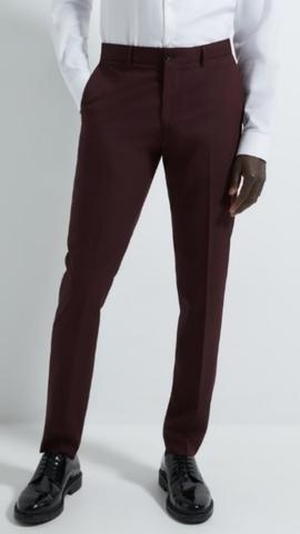 Bien Conocido Oficial 100 De Satisfaccion Pantalones Zara Hombre Vestir Blacktranspageants Org