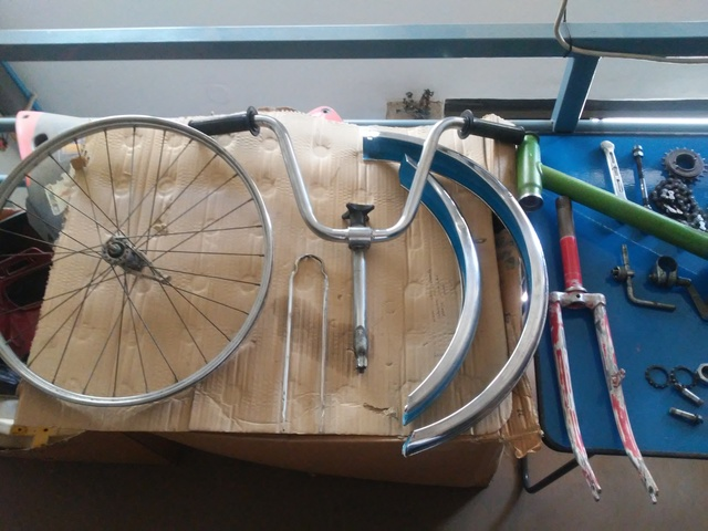 Despiece  Bici Clasica Torrot Neumáticos