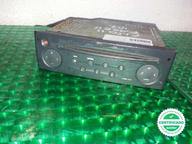 Renault Megane Laguna Sintonizador lista Radio Reproductor De Cd Con Garantía