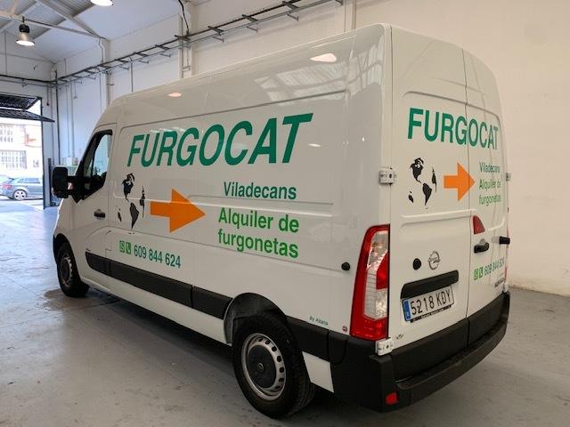ALQUILER DE FURGONETAS PARA MUDANZAS, ETC - foto 4