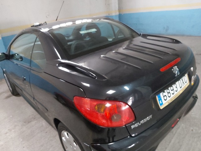 Mil Anuncios Com Peugeot Cabrio