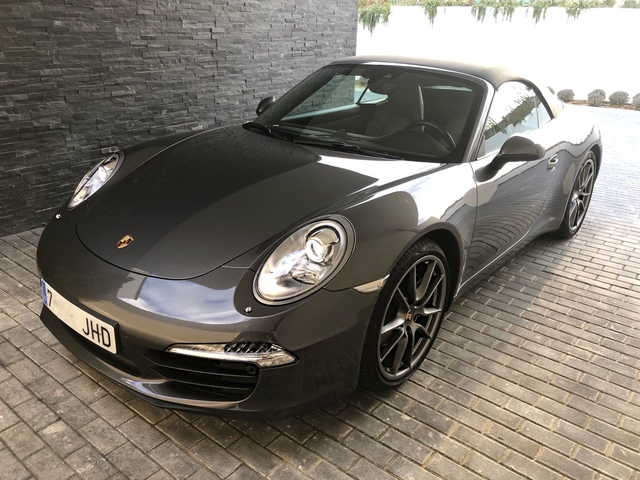 PORSCHE - 911 CARRERA CABRIO APPROVED - foto 1
