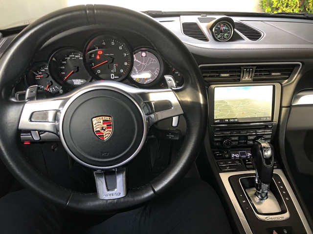 PORSCHE - 911 CARRERA CABRIO APPROVED - foto 4