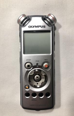 OLYMPUS LS-11.  GRABADORA DIGITAL - foto 3