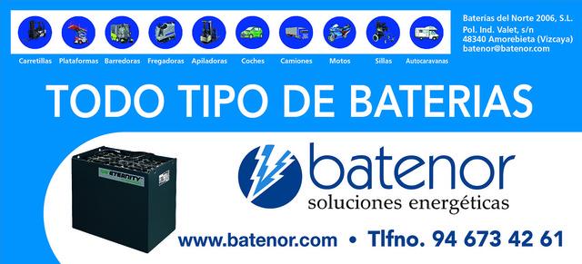 BATERIAS PARA MOTO - foto 1