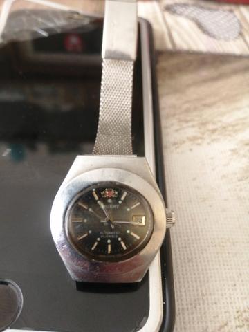 Reloj Años 70 Orient