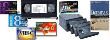 SE PASA SUPER8 A DVD Y USB    VHS HI8 - foto 1