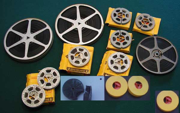 SE PASA SUPER8 A DVD Y USB    VHS HI8 - foto 2