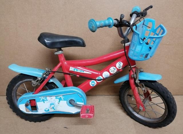 Bicicleta Para Niños Pocoyo.
