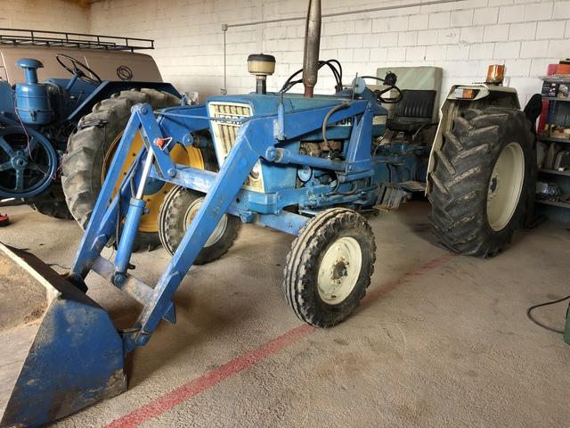 Massey Ferguson Tractor 135,35,T20 Plata Silenciador