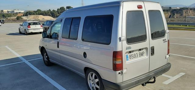 FIAT SCUDO COMBI 5 - JTD  AGOSTO 2001 - 110 CV - foto 1