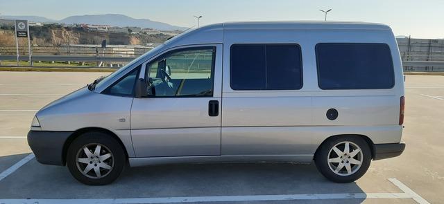 FIAT SCUDO COMBI 5 - JTD  AGOSTO 2001 - 110 CV - foto 4