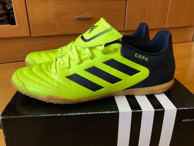 Shoes adidas Copa 17.4 Tf BB3531 RedCblackFtwwht