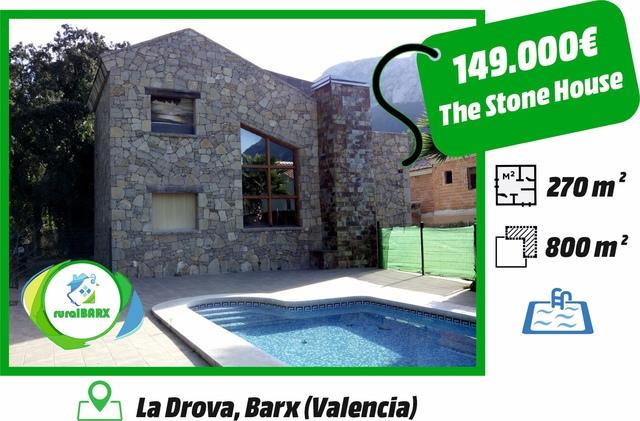 THE STONE HOUSE,  VILLA EN BARX/GANDIA - foto 1
