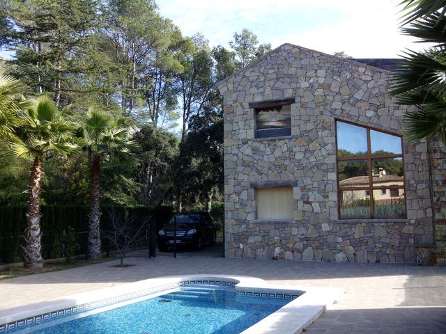 THE STONE HOUSE,  VILLA EN BARX/GANDIA - foto 2