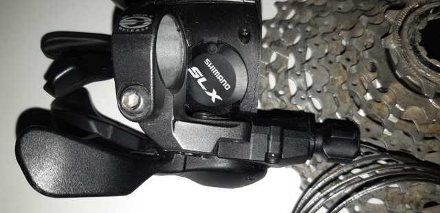 Mandos Cambio  Shimano Slx 9V