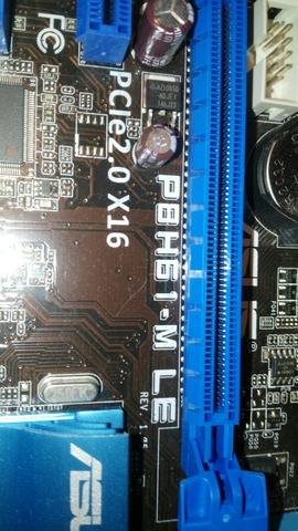 P8H61-MLE ASUS 1155 - foto 2