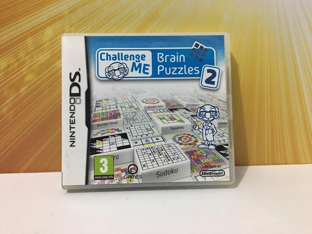 CHALLENGE ME :  BRAIN PUZZLES 2 PARA NDS - foto 1