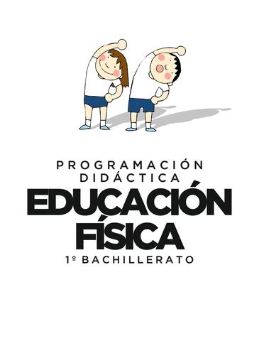 PROGRAMACIÓN EDUCACIÓN FÍSICA CANARIAS - foto 1