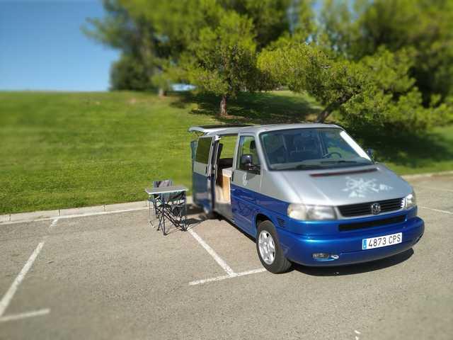 VW t5 asiento individual 2 sede serie//centro funda del asiento maßbezug ajuste encaja perfectamente negro