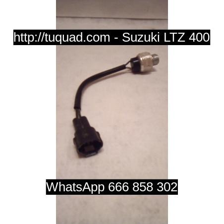 SUZUKI LTZ 400 - DESPIECE COMPLETO - foto 2