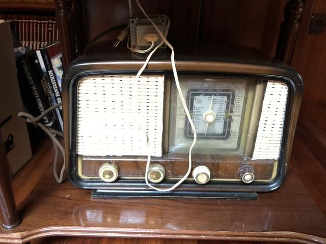 Radio Antigua En Funcionamiento