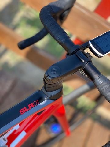 BMC TEAMMACHINE SLR01 DISC THREE 2019 - foto 3