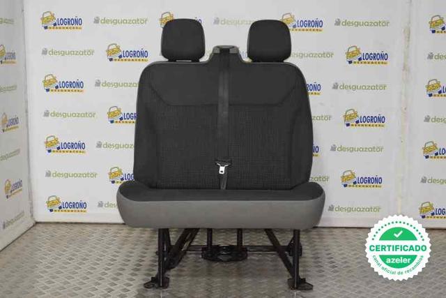 VW Sharan Mk2 7 asientos 2010 en adelante Eco Cuero Y Alicante Tailored Fundas De Asiento