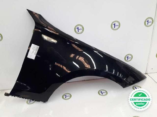 Aluminio guardabarros delantero derecho para bmw 41357111430