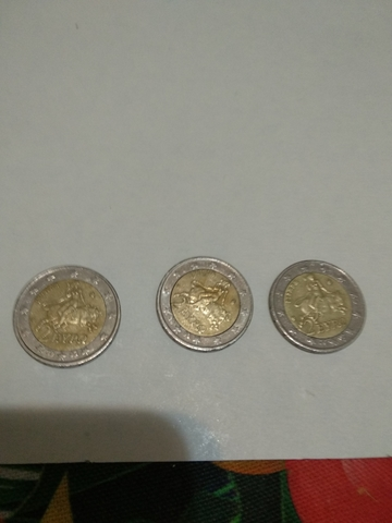 Monedas De 2 !
