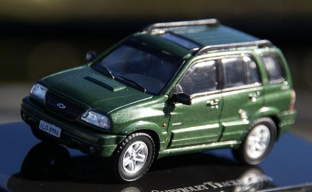Chevrolet Tracker 2001 (Suzuki Vitara) E